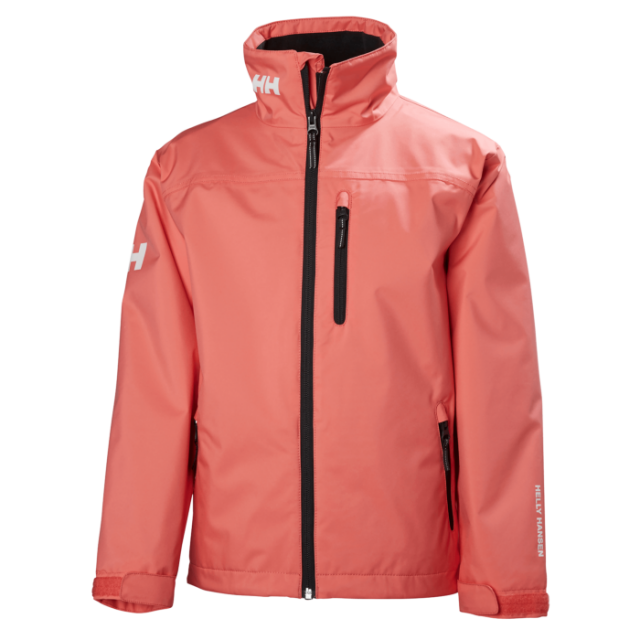 Helly Hansen - Junior's Crew Midlayer Jacket