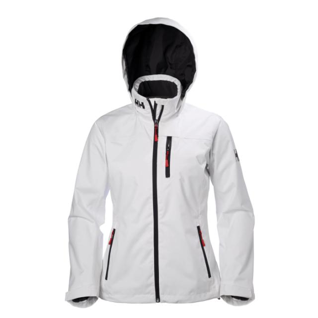 dfce7b75a Helly Hansen / Women's Crew Hooded Midlayer Jacket