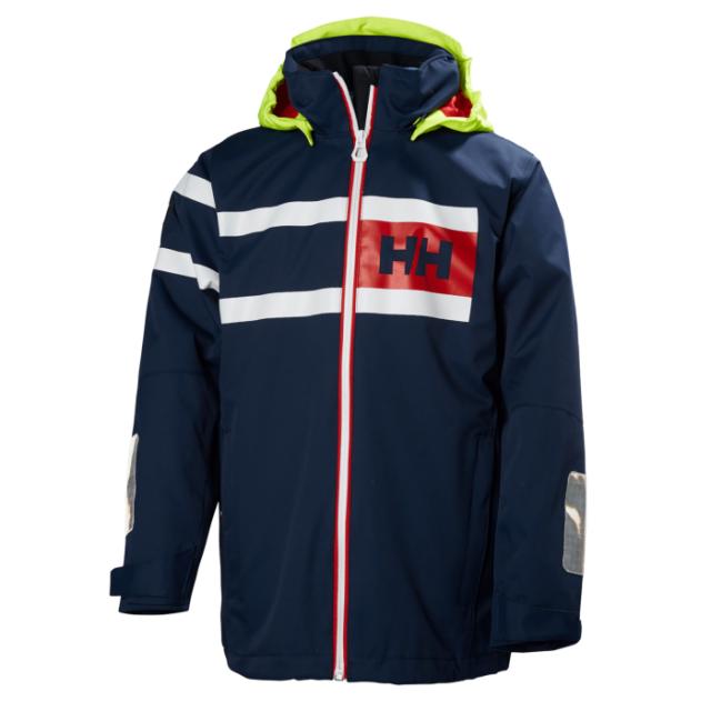 försäljning Storbritannien rimligt pris breda sorter Helly Hansen / Junior's Salt Power Jacket