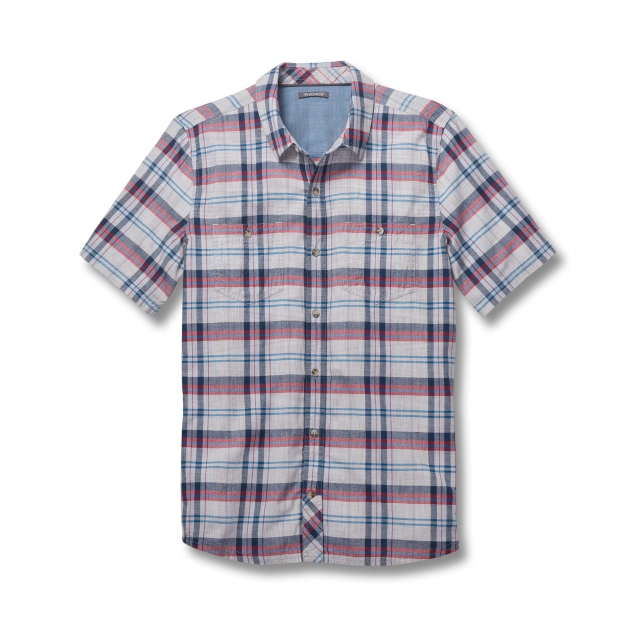 Toad&Co - Men's Smythy SS Shirt in Sioux Falls SD