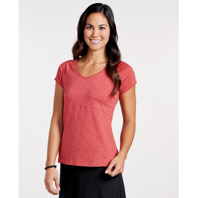 Toad&Co - Women's Bonita SS Tee in Sioux Falls SD