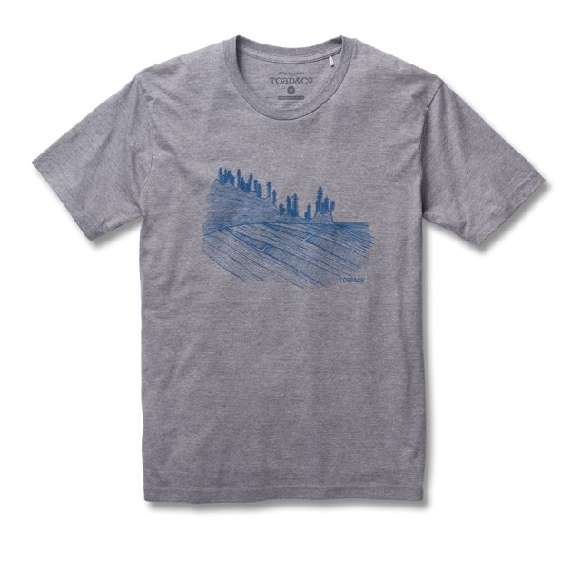 Toad&Co - Men's Waves For Days Graphic Te
