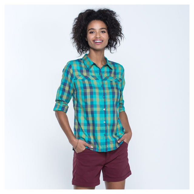 Toad&Co - Women's Viewfinder LS Shirt