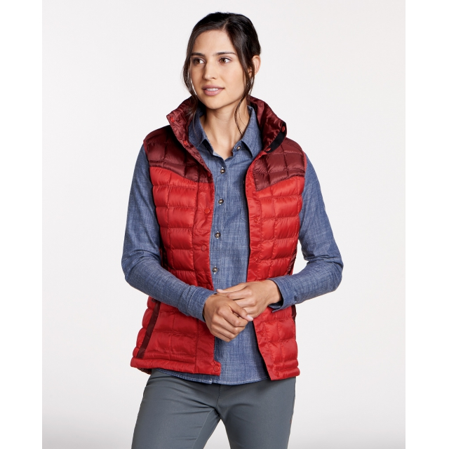 Toad&Co - Women's Airvoyant Puff Vest