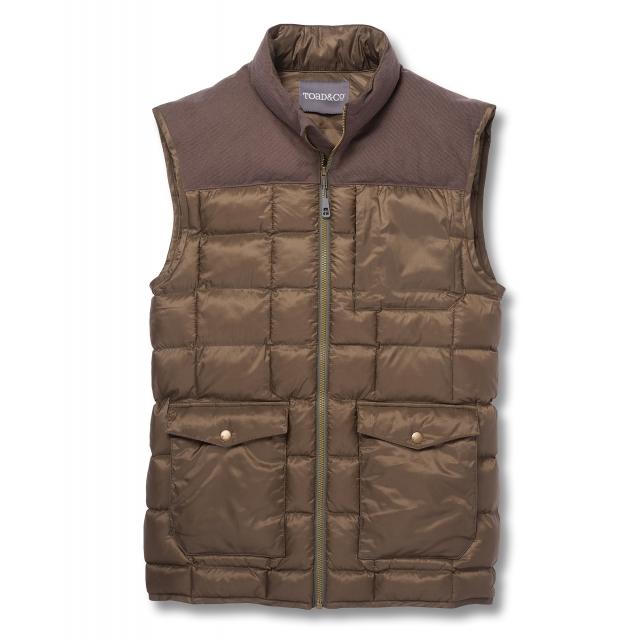 Toad&Co - Men's Airvoyant Puff Vest