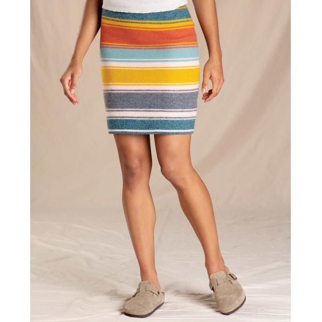 Toad&Co - Women's Heartfelt Merino Sweater Skirt in Sioux Falls SD
