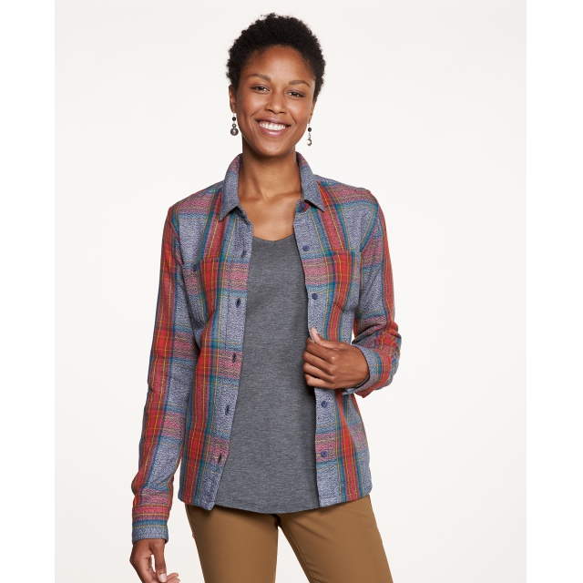 Toad&Co - Women's Bodie Flannel Shirt