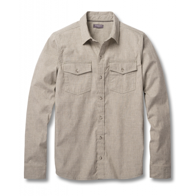 Toad&Co - Men's Oxford Vault Slim LS Shirt