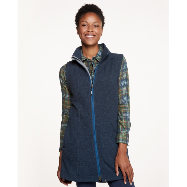 Toad&Co - Women's Arriva Long Vest in Sioux Falls SD