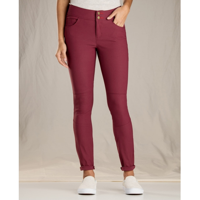 Toad&Co - Women's Flextime Skinny Pant in Sioux Falls SD