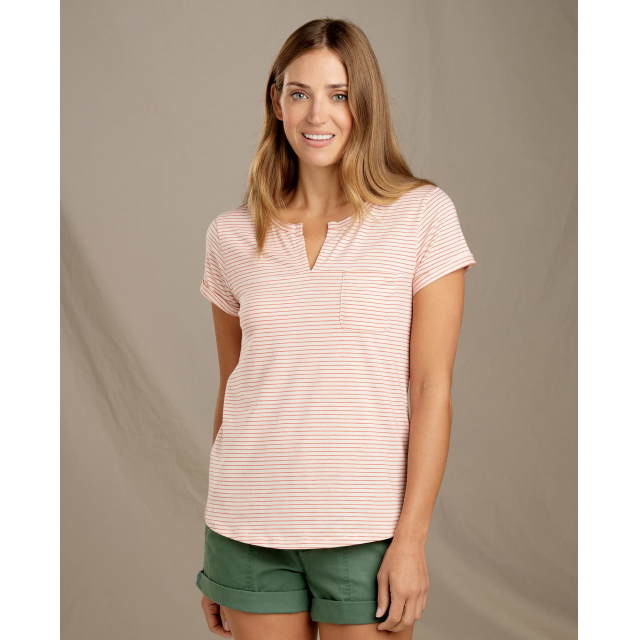 Toad&Co - Women's Sambasta SS Tee in Sioux Falls SD