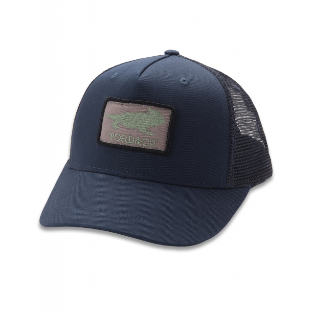 Toad&Co - Men's Toad Logo Patch Trucker