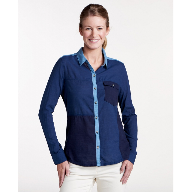 Toad&Co - Women's Women's Las Indigas LS Shirt