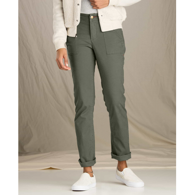 Toad&Co - Women's Earthworks Pant in Sioux Falls SD