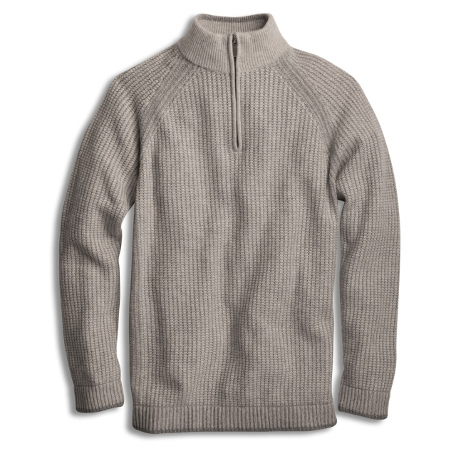 Toad&Co - Men's Strahlhorn ┬╝ Zip Sweater