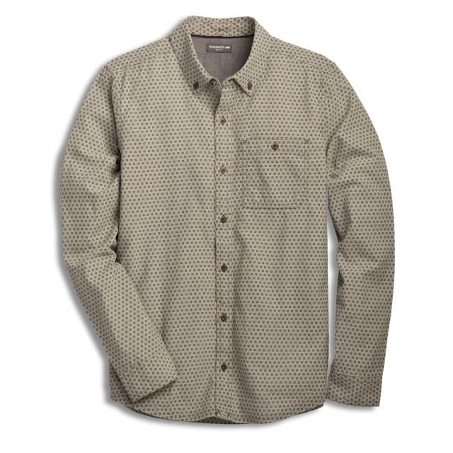 Toad&Co - Men's Dewar Print LS Shirt