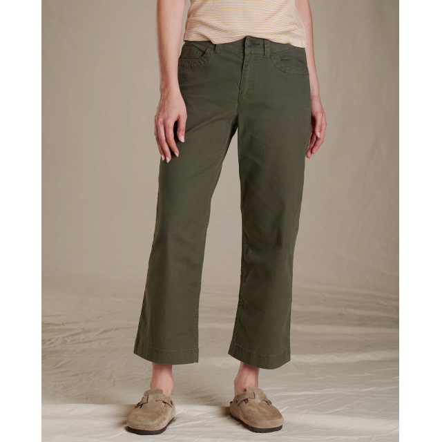 Toad&Co - Women's Earthworks Wide Leg Pant in Sioux Falls SD