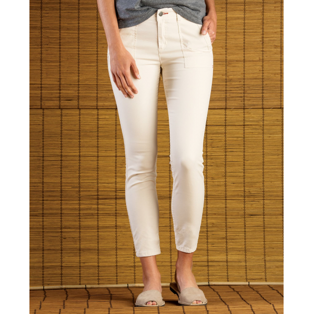 Toad&Co - Women's Earthworks Ankle Pant in Sioux Falls SD