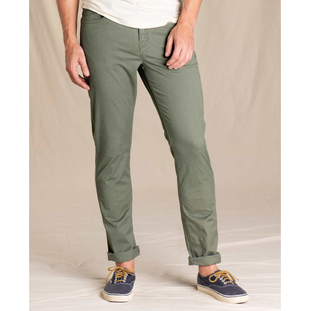 Toad&Co - Men's 5 Pocket Mission Ridge Pant Lean in Sioux Falls SD