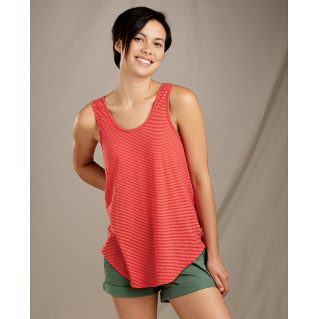 Toad&Co - Women's Tissue Tie Tank in Sioux Falls SD