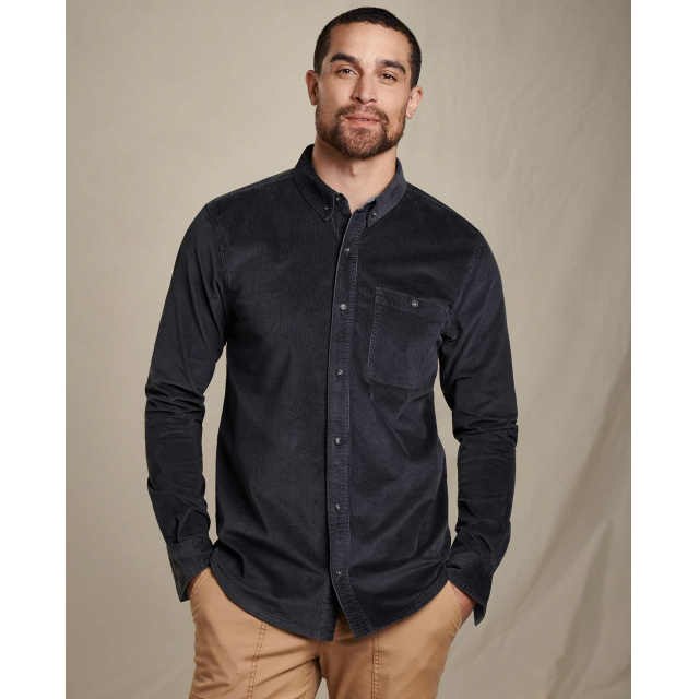 Men's Cruiser Cord LS Shirt