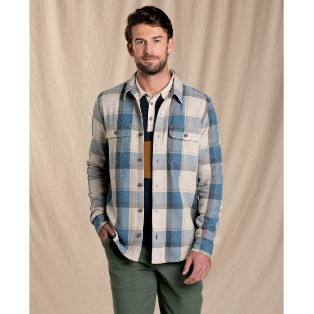 Toad&Co - Men's Ranchero LS Shirt in Sioux Falls SD