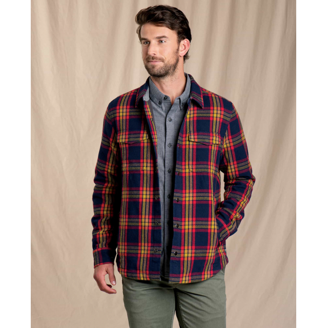 Men's Mojac Dos Shirt Jacket