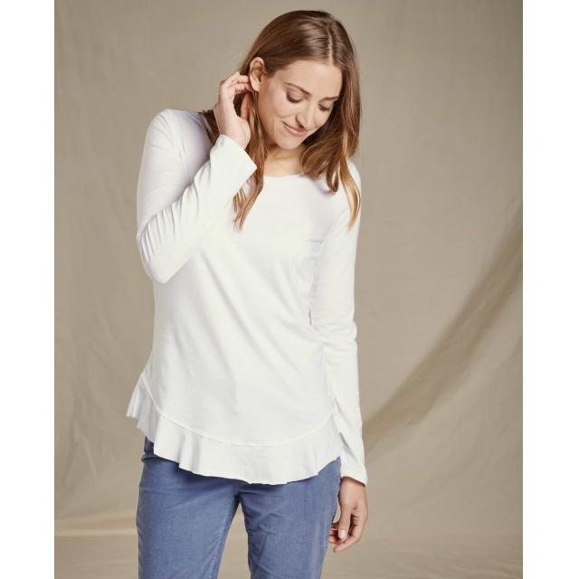 Women's Samba Flutter LS Shirt
