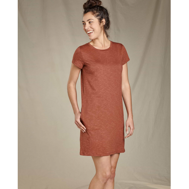 Toad&Co - Women's Windmere II SS Dress in Sioux Falls SD
