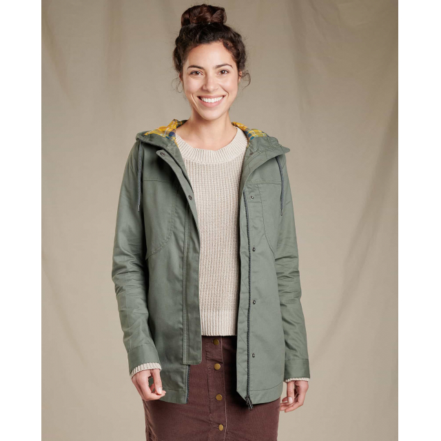 Toad&Co - Women's Tangerine Falls Jacket in Sioux Falls SD