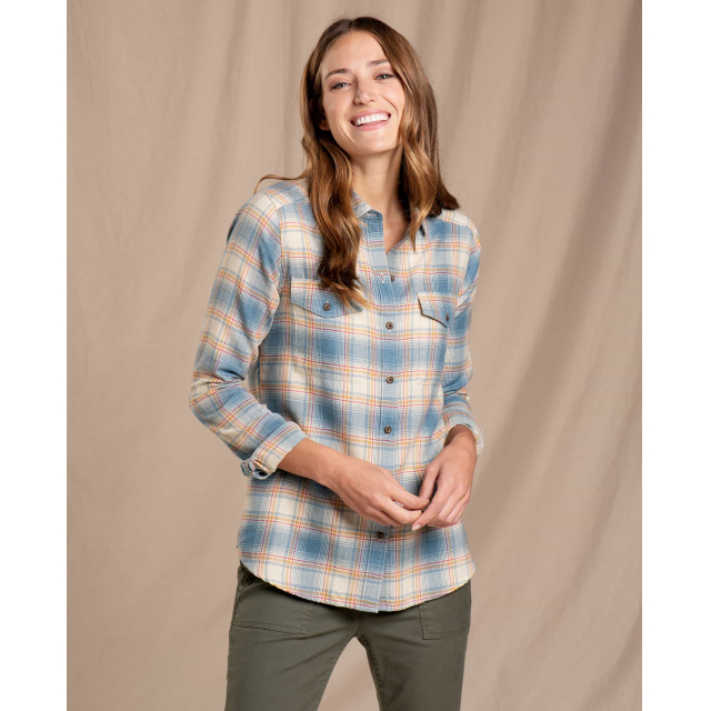 Women's Re-Form Flannel Shirt