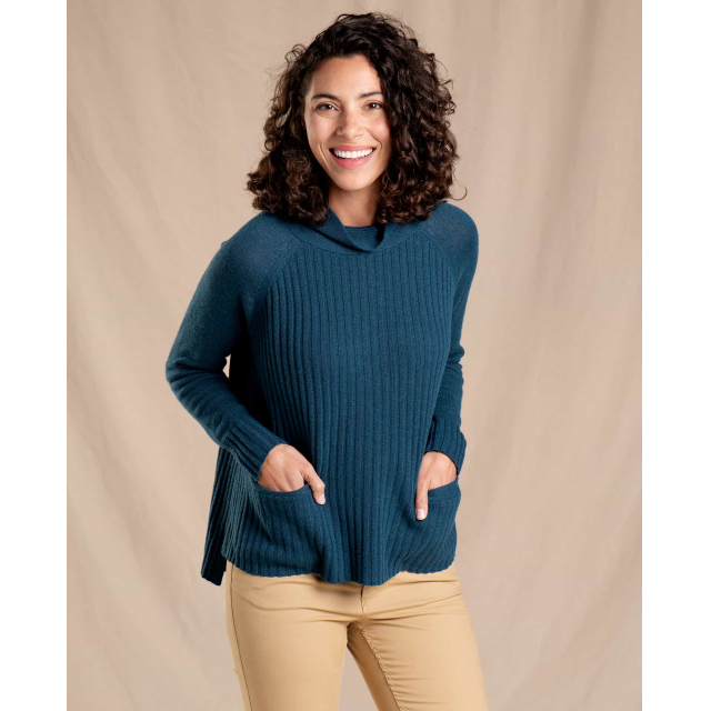 Women's Clementine Mock Neck Sweater