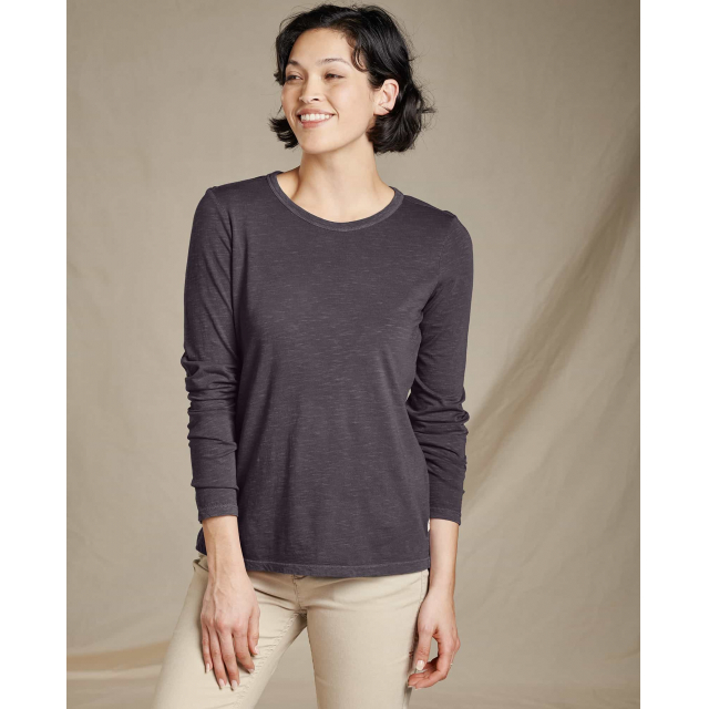 Toad&Co - Women's Primo LS Crew in Chelan WA