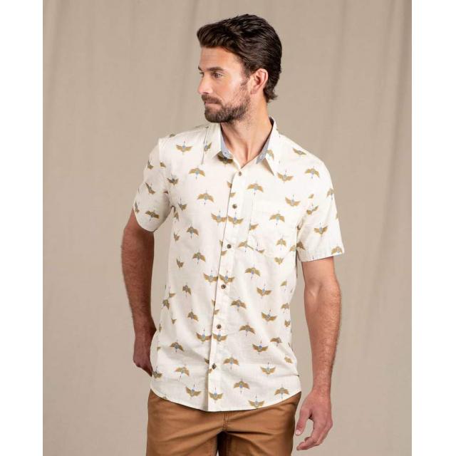 Toad&Co - Men's Fletch SS Shirt in Chelan WA