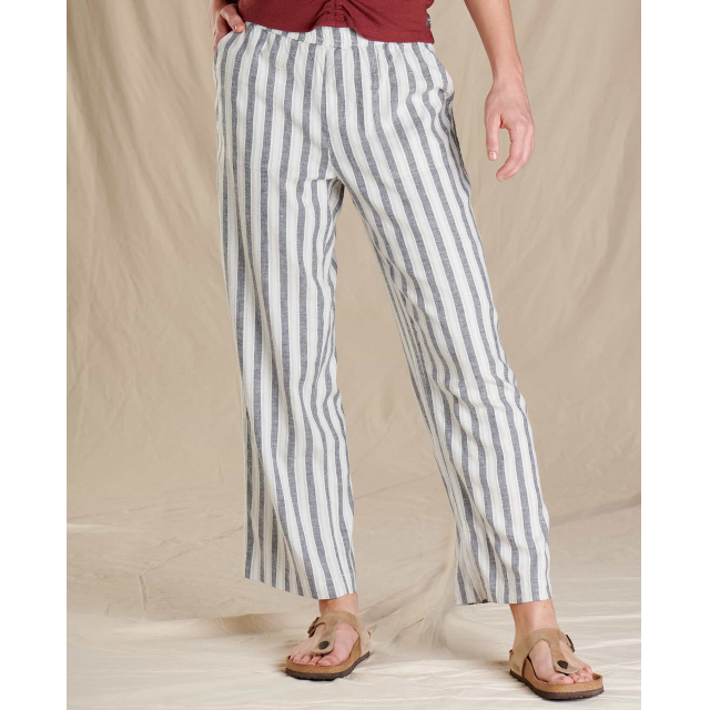 Toad&Co - Women's Taj Hemp Pant in Chelan WA