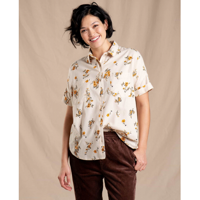 Toad&Co - Women's Funday SS Shirt in Sioux Falls SD