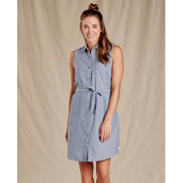 Toad&Co - Funday SL Tie Dress in Sioux Falls SD