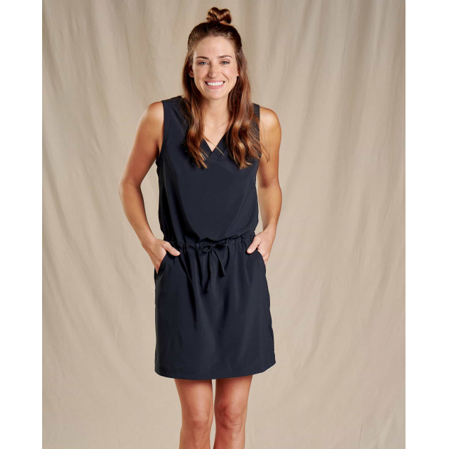 Toad&Co - Women's Sunkissed Liv Dress in Golden CO