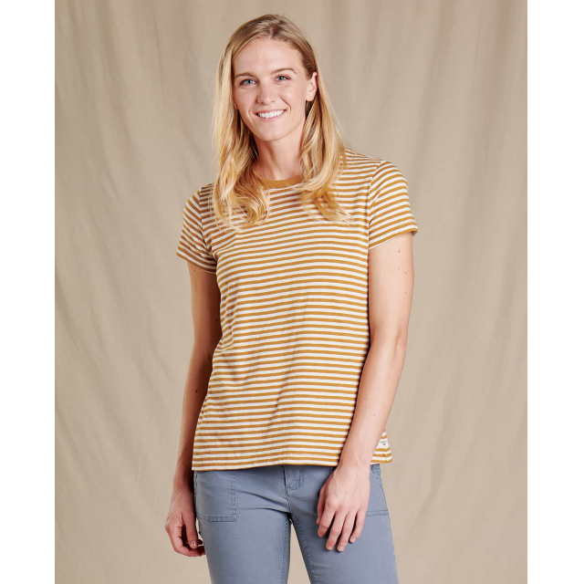 Toad&Co - Women's Primo Daily SS Tee in Sioux Falls SD