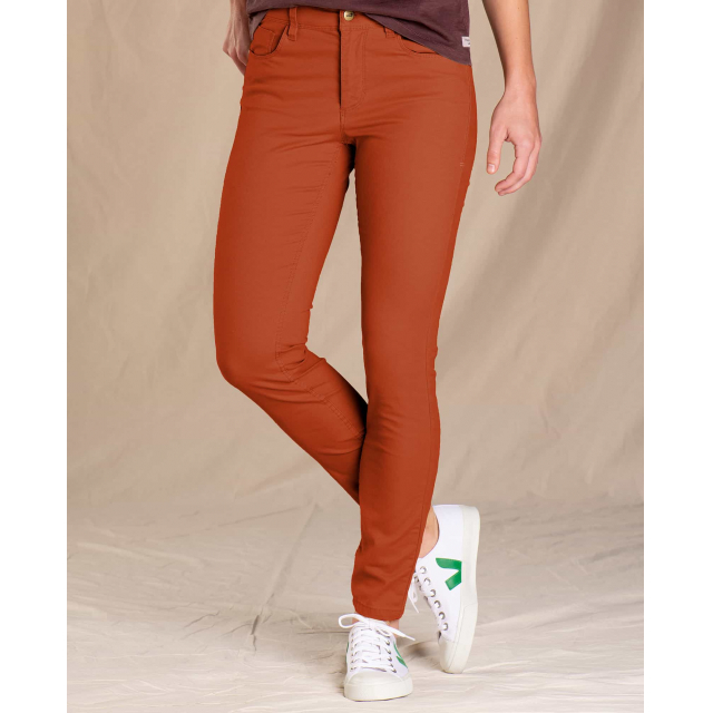 Women's Earthworks 5 Pocket Skinny Pant