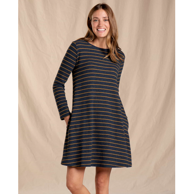 Women's Foothill LS Swing Dress