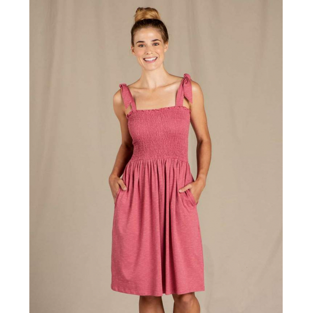 Toad&Co - Women's Gemina Sleeveless Dress in Chelan WA