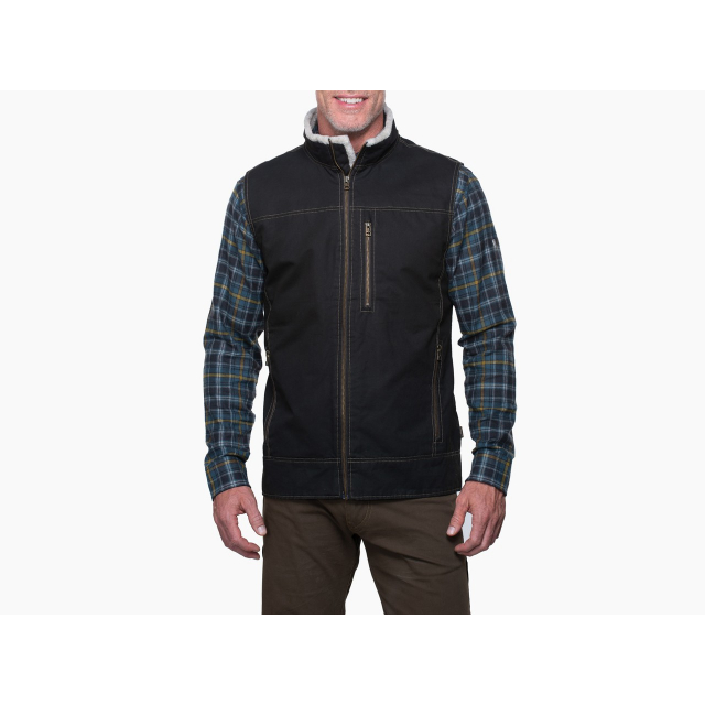 Kuhl - Men's Burr Vest Lined in Chelan WA
