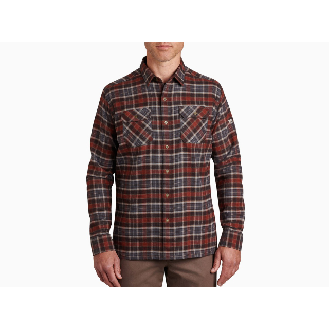 Kuhl - Men's Dillingr Flannel LS in Sioux Falls SD