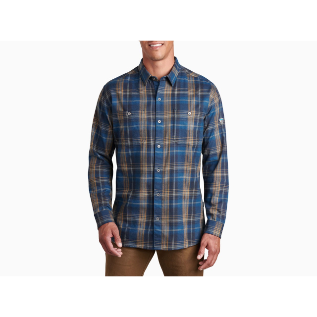 Kuhl - Men's Fugitive Flannel LS in Sioux Falls SD