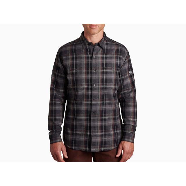 Men's Fugitive Flannel LS