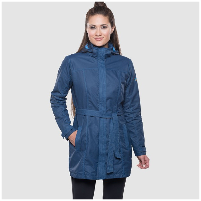 laest technology top-rated authentic new high quality Kuhl / Women's Konfluence Rain Trench