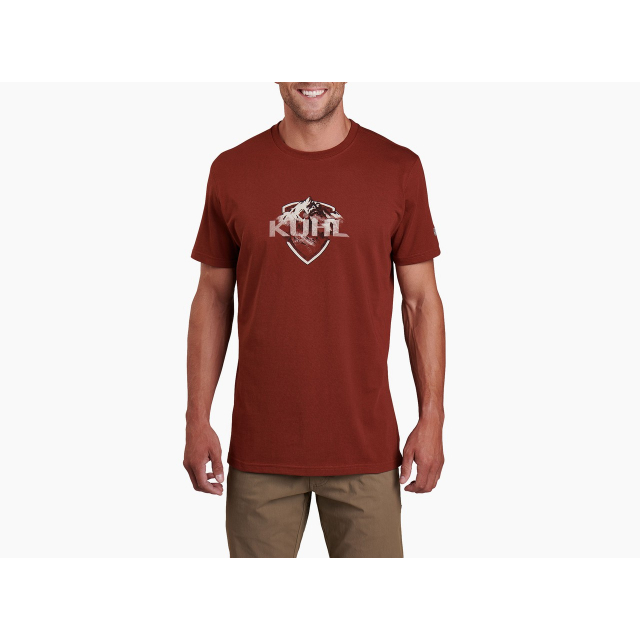 KUHL - Men's Born in the Mountains T in Chelan WA