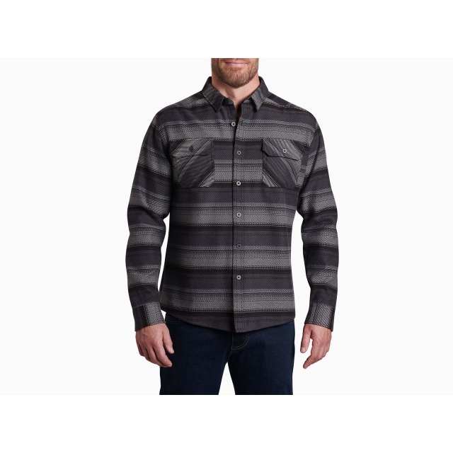 KUHL - Men's Disordr Flannel LS in Chelan WA