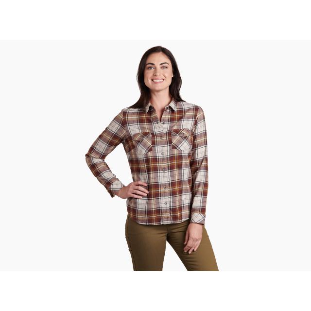 Women's Tess Flannel LS